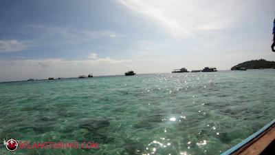 Air Laut Koh Lipe Jernih