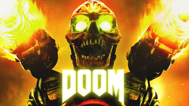 Doom na GTX 1080