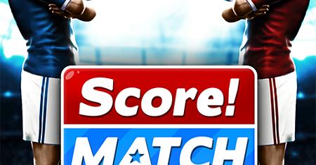 تحميل score match مهكرة