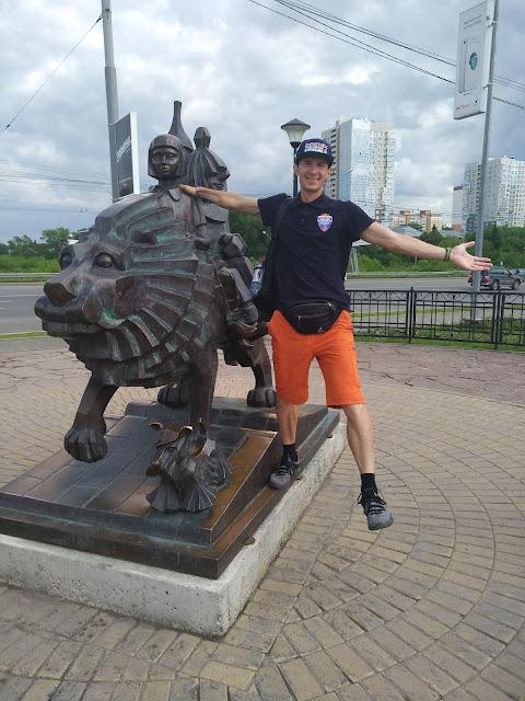 Томск, архитектура, достопримечательности, Изумрудный город