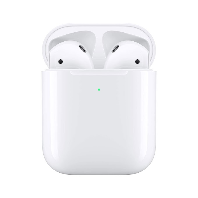 Apple AirPods with Wireless Charging Case Price In India - Tech News In Hindi