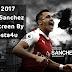 PES 2017 Alexis Sanchez StartScreen By Minosta4u