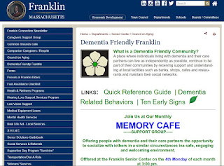 Dementia Friendly Franklin