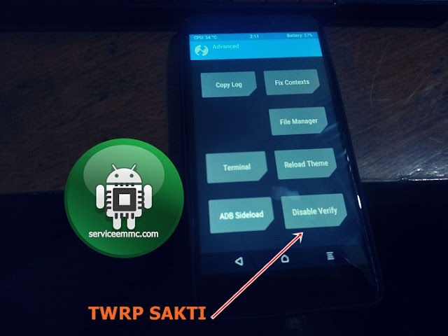 Full Update ! #Twrp-Disable_Dm-Verity-Magisk Xiaomi (2020)