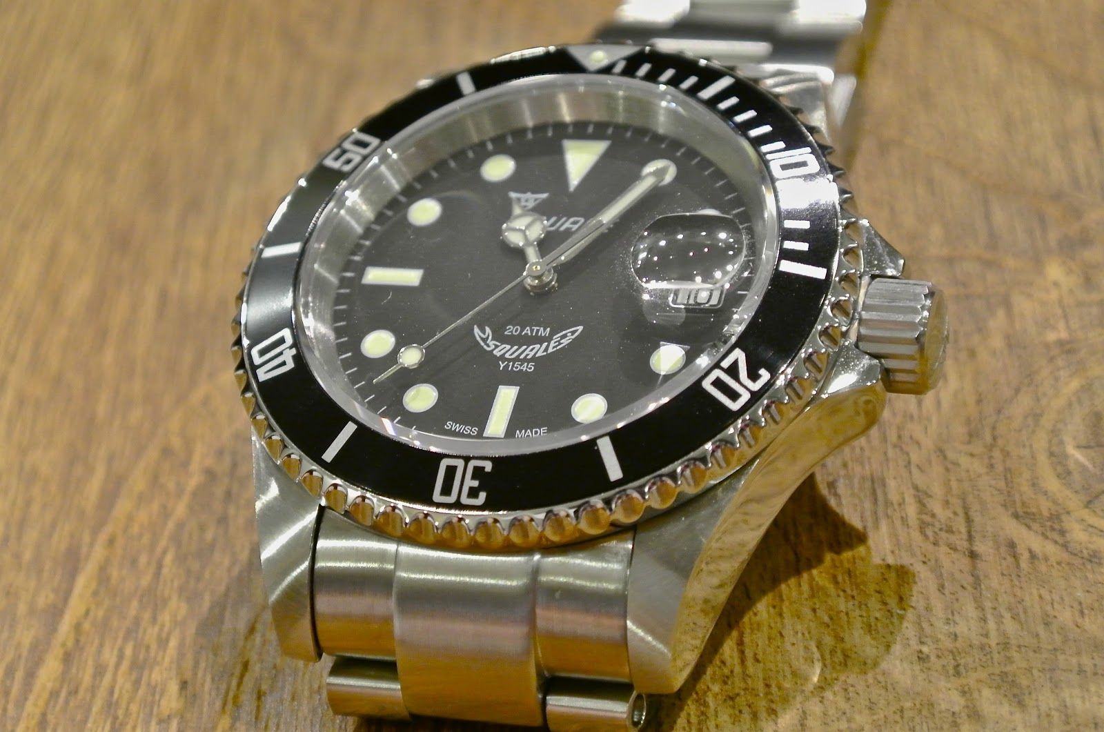 the rogue review yet another variant squale 20 atmos maxi