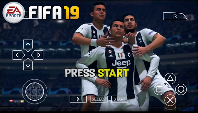Download FIFA 19 PSP Version For Android