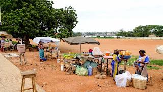 Akodessewa has a Voodoomarket