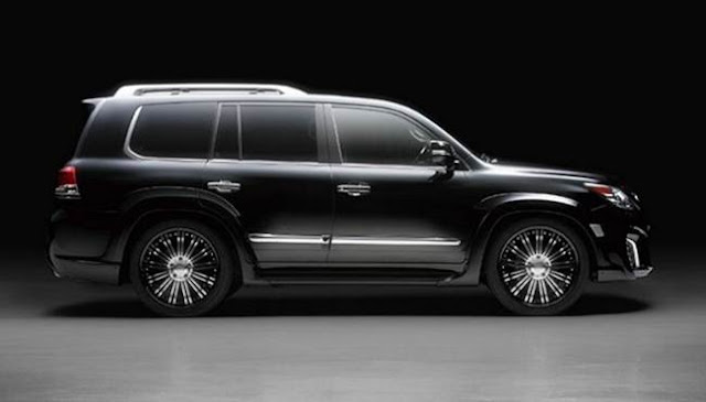 2018 Lexus LX 570 Changes, Release Date, Price
