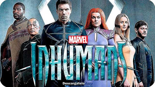 Inhumans Temporada 1 Completa HD Latino