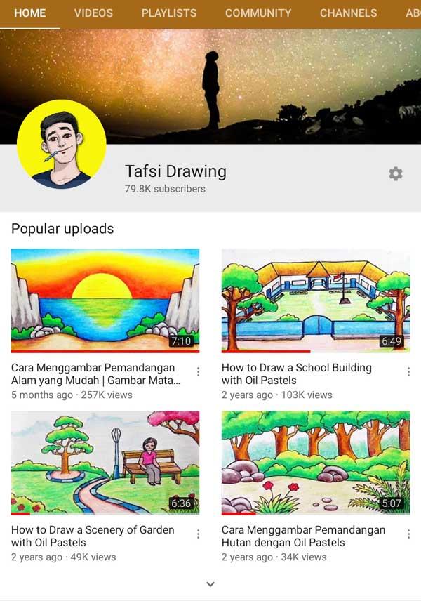 Tafsi drawing