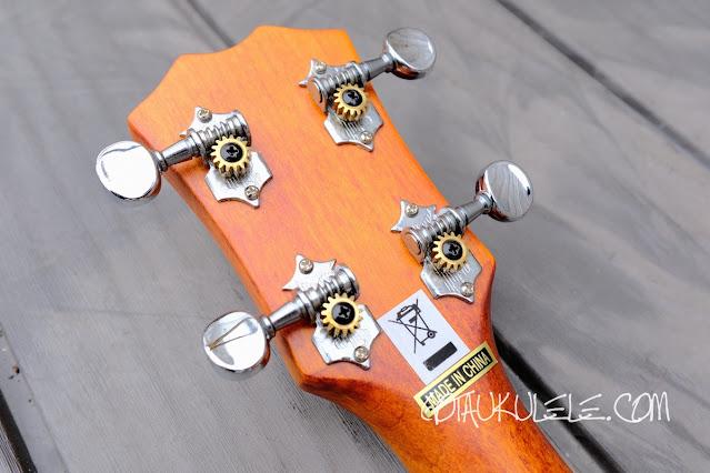 Barnes Mullins UBJ2 Banjo Ukulele tuners