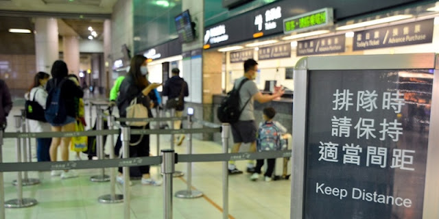 Taiwan Konfirmasi Enam Kasus Impor Covid-19, Dua Di Antaranya Asal Indonesia