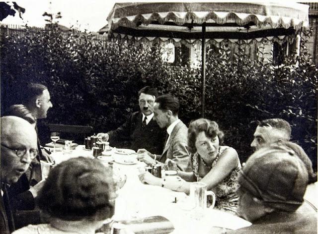 Geli Rabaul Adolf Hitler Josef Goebbels