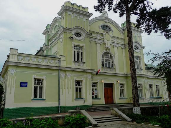 Стрий. Міський будинок культури