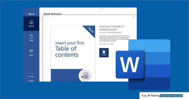 Cara Memindahkan Gambar di Microsoft Word