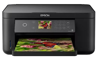 Epson XP-5100 Printer Driver Downloads