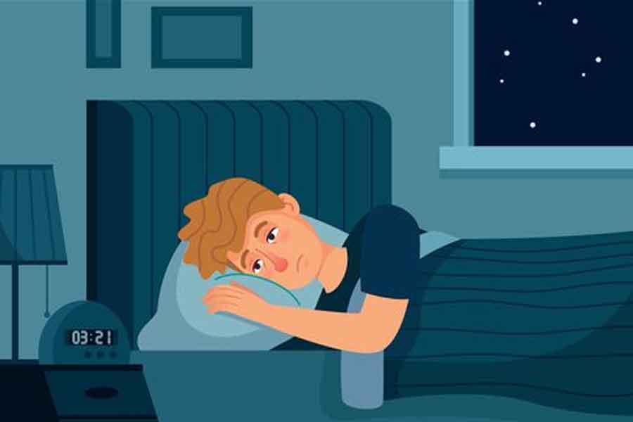 efek dari begadang kurang tidur
