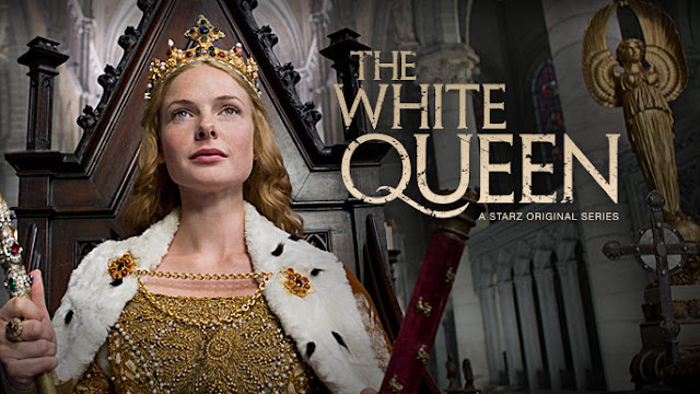 The White Queen, di Philippa Gregory, quando un libro diventa fiction