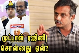 Thirumurugan Gandhi Interview | Rajini | Modi | BJP