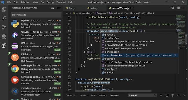 Preview VS Code