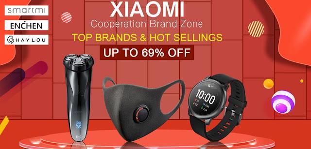 Boa promoção Xiaomi na Tomtop!