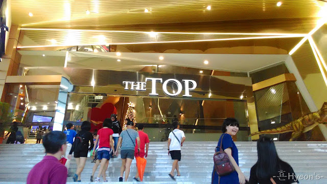 the top komtar penang
