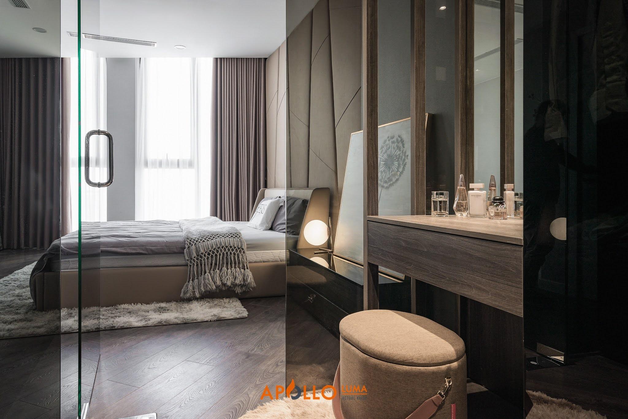 Hình ảnh nội thất căn  S2-A12 (143m2) Sun Grand City Thụy Khuê