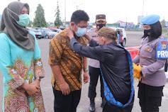 Polres Malinau Terima Kunjungan Tim Penilai Internal WBK dan WBBM Mabes Polri