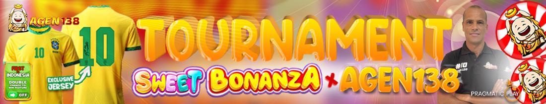 Turnamen Slot Sweet Bonanza x Agen138