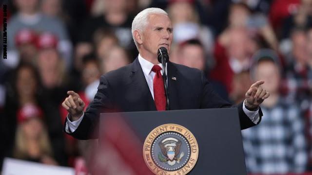 مايك بينس: إيران كانت تنوي قتل الأمريكيين.. ولم تتعمد تجنب الخسائر في هجماتها الصاروخية بالعراق