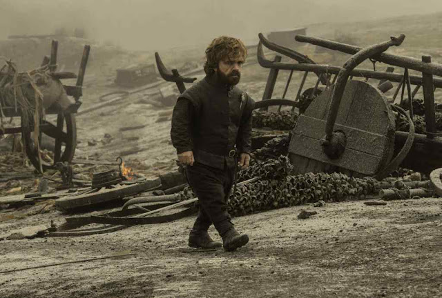 Game of Thrones (Season 7), Episode 5: 'Eastwatch