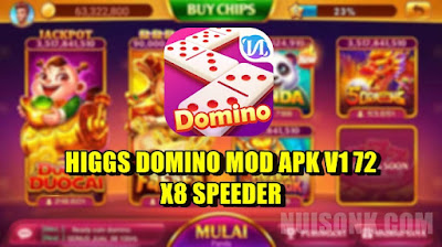 Download Higgs Domino Mod Apk v1 72 x8 Speeder (Unlimited Coin)