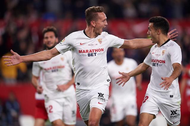 Crónica Sevilla FC 2 - Granada CF 0