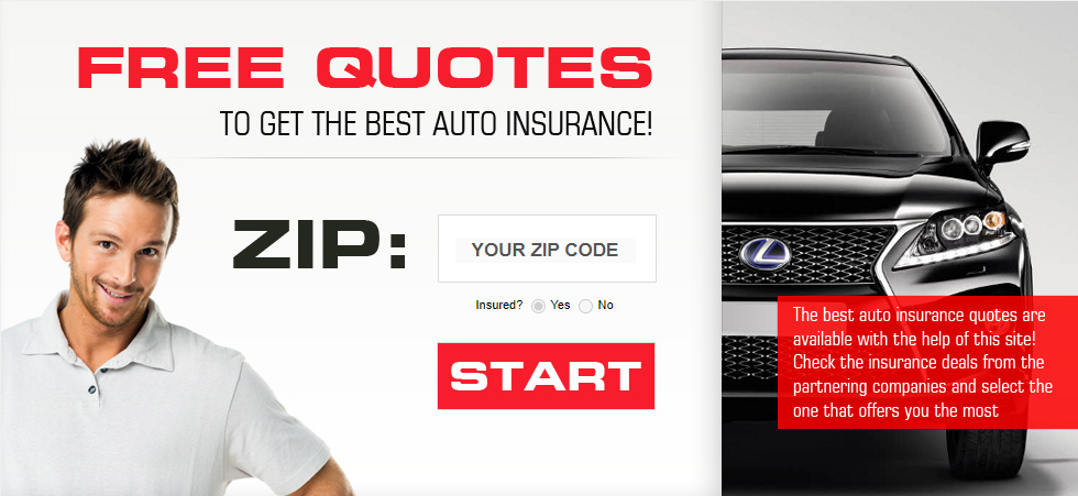 Make a Free Auto Insurance Quotes!