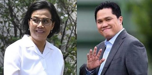 Laporan Dugaan KKN Erick Thohir Dan SMI Yang Dilayangkan Relawan Jokowi-Maruf Tak Bisa Ditindaklanjuti Ombudsman