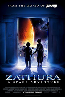 Zathura A Space Adventure (2005) ซาทูรา เกมทะลุมิติจักรวาล