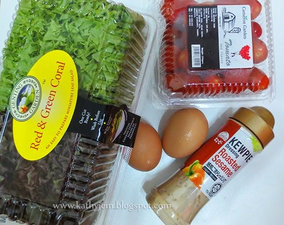 Salad buah ibu hamil