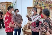 Tempati Rudis,Wongkar: Ini Rumah Rakyat,Mari Kita Jaga dan Rawat Bersama