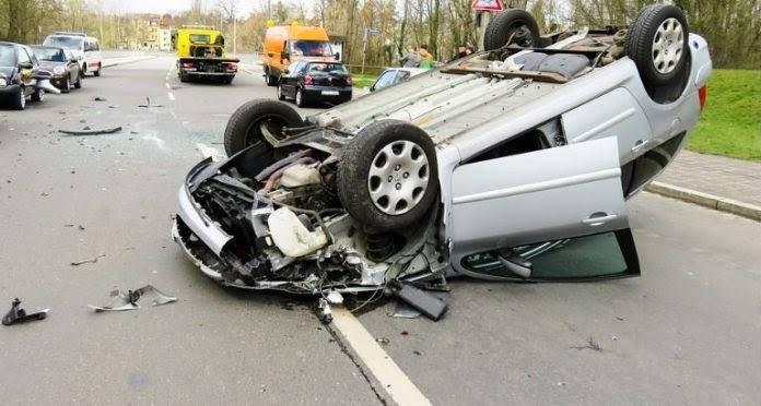 12 τροχαία ατυχήματα τον Μάρτιο στη Θεσσαλία