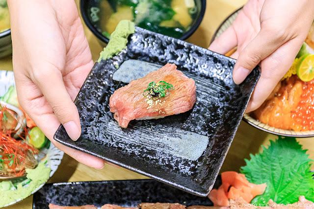 MG 3028 - 熱血採訪│台中隱藏版北海道三色丼,還有帥氣小鮮肉為你服務的岡崎日式料理!(已搬遷)