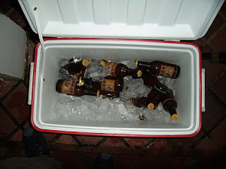 2.Make ice last longer in a cooler