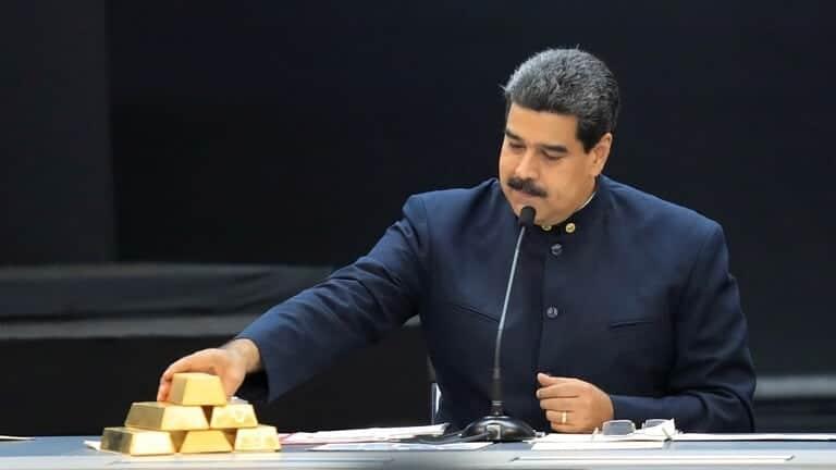 فنزويلا-تتفق-مع-الأمم-المتحدة-على-شراء-الأغذية-والأدوية-مقابل-الذهب
