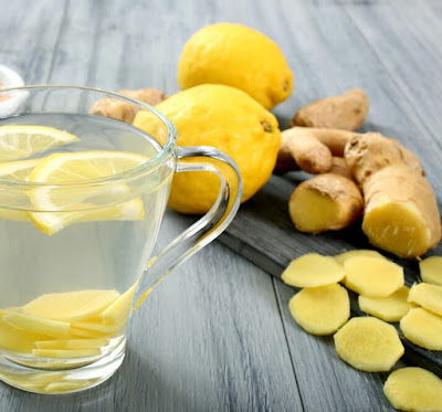 Lemon Dan Halia Turunkan Berat Badan Cara Murah!