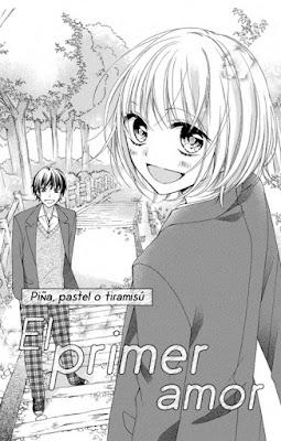 Manga: Review de Piña, Pastel o Tiramisú: El primer amor de Mai Ando - Fandogamia Editorial