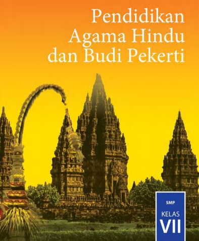Buku Agama Hindu dan Budi Pekerti Kelas 7 Kurikulum 2013 Revisi 2016