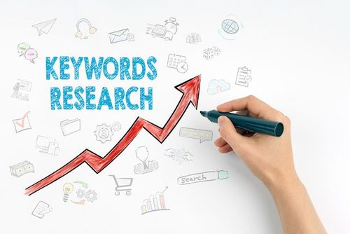 Search keyword analysis