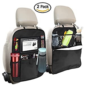 Car Backseat Multi-Storage Pockets Holder Organizer by Oyrgcik