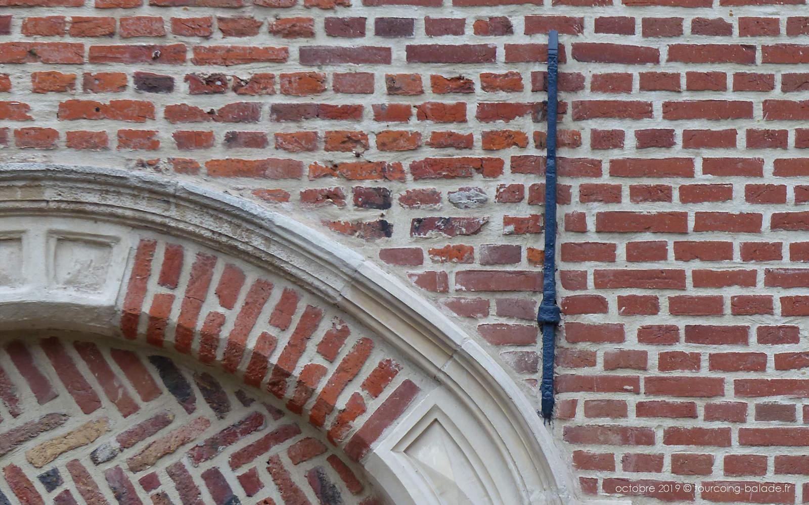 Ancres architecturales Tourcoing - Cloître de l'Hospice d'Havré