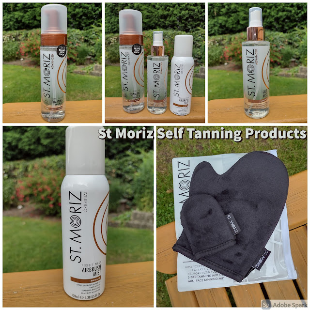 St Moriz Self Tanning Product Review