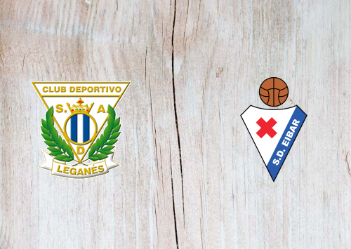 Leganes vs Eibar -Highlights 3 November 2019